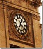 grand tronc horloge exercice mémoire