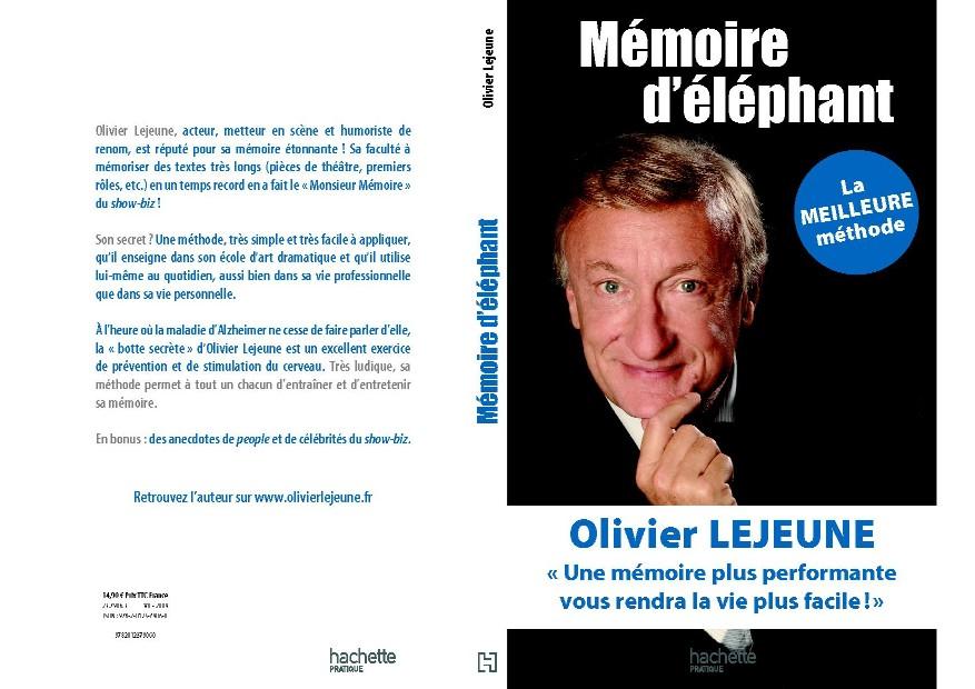 Mémoire d'éléphant d'Olivier Lejeune