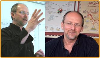 Daniel Gagnon orthopédagogue québécois, spécialiste de la lecture rapide depuis 1997