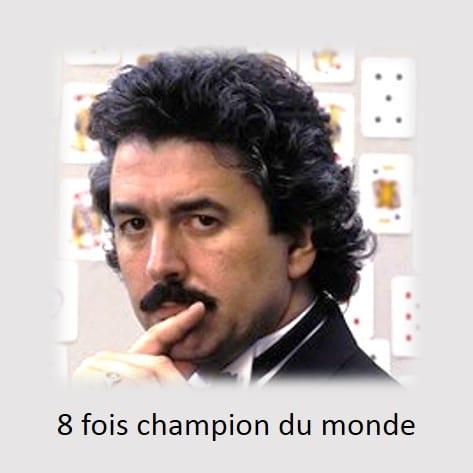 Read more about the article N°1 – Dominic O'Brien, l'homme interdit de casino !