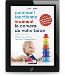 Kindle : le cerveau du bébé