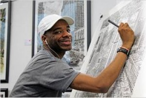 Stephen Wiltshire n°1 Mémoire photographique